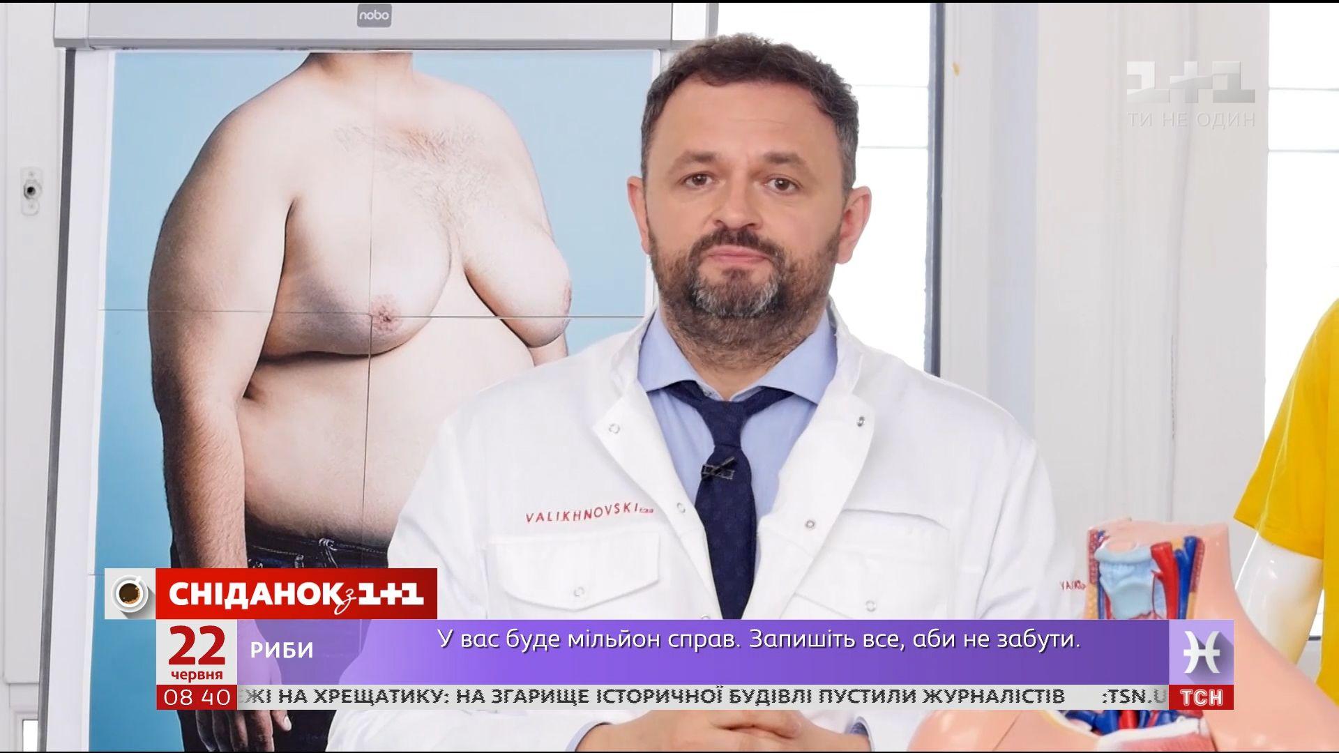 Как лечит гинекомастию у мужчин в домашних условиях