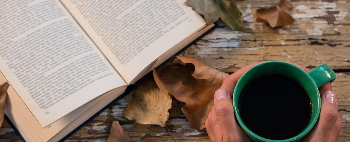 Осінь, книги, плед, кохання. Найкращі українські романи