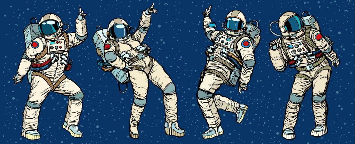 Тест: Твоя посада на космічному судні