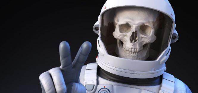 Пекло на сонці та інші пранки від астронавтів