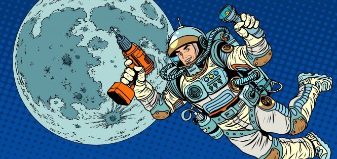 Як космос допоміг зробити штучне серце