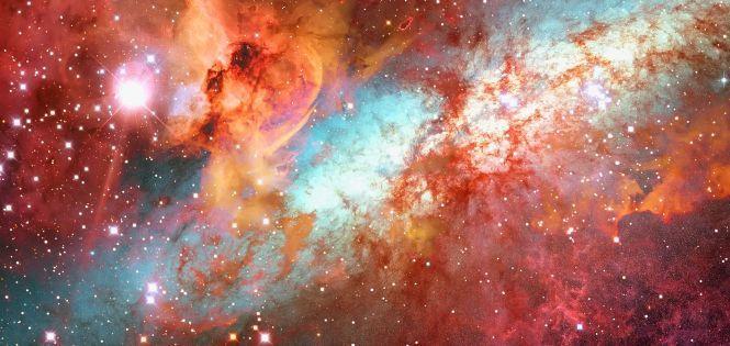 Твої оріоніди зводять мене з розуму: ТЕТ в космосі