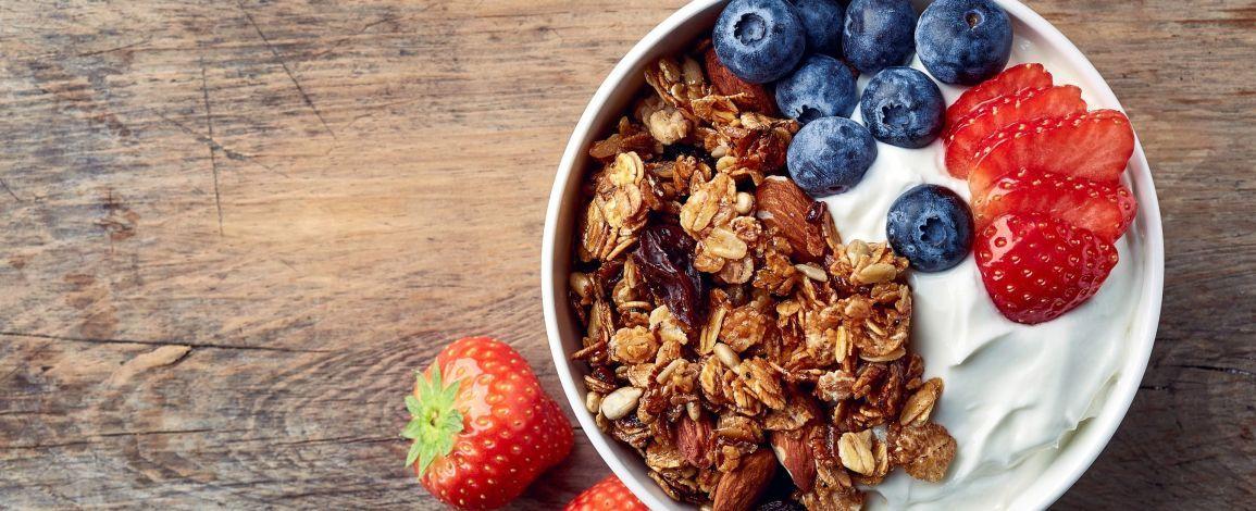 Идеальный завтрак своими руками: Гранола