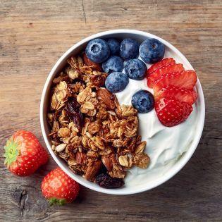 Ідеальний сніданок своїми руками: Гранола