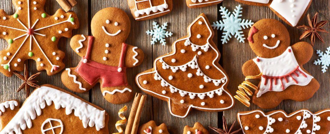 Імбирне печиво: Готуємо та розписуємо