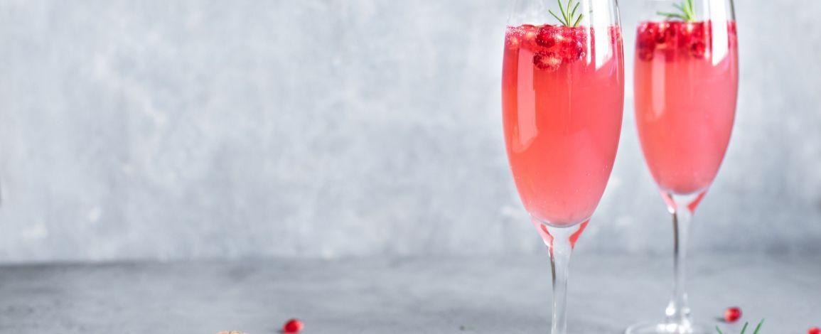 3 новорічних коктейлі