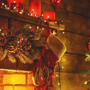 Звездный дом на Новый год: Самые яркие insta-фото