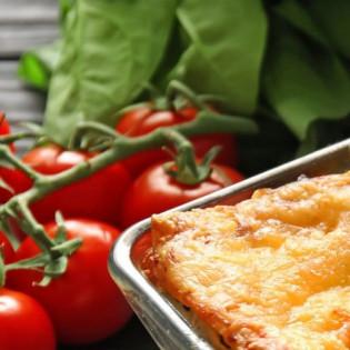 Рецепт от Анны Саливанчук: мясная лазанья
