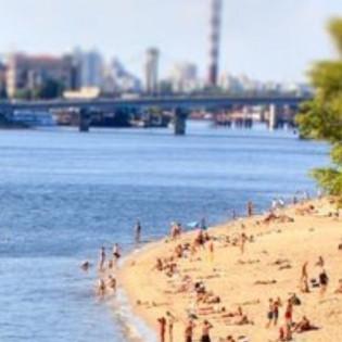 Где искупаться в Киеве — лучшие места для отдыха 2021