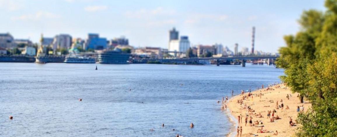 Де купатися в Києві — кращі місця для відпочинку 2021