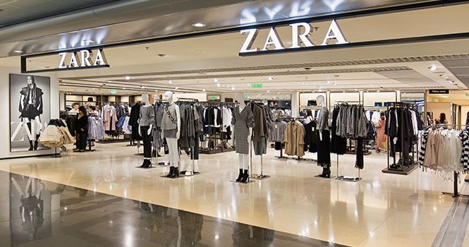 zara 7ps The zara collections zara is a multi-million pound successful clothing retailing that figure 6 the ungendered collection sells clothes, footwear and accessories catered for men, women and children.