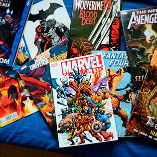 5 кращих фільмів, знятих за коміксами