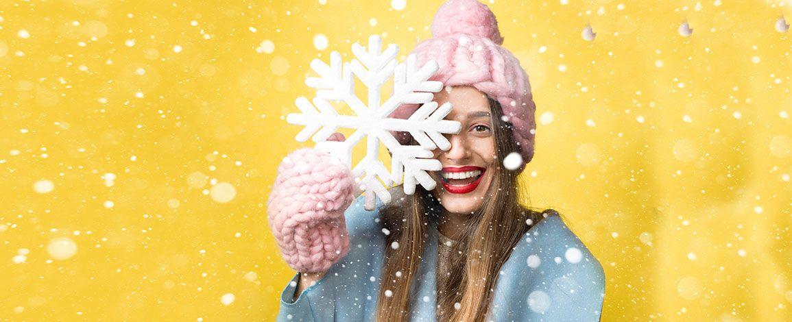 Ей, Зима! Я готова: Мода 2018
