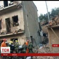 Потужний вибух пролунав на півдні Китаю, є загиблі
