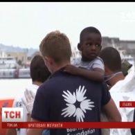 Італійська берегова охорона врятувала життя 10 тисяч мігрантів за дві доби