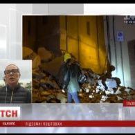Мешканців центральної Італії уночі налякала серія землетрусів