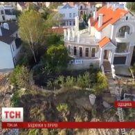 На Одещині кілька будинків зазнали руйнувань через зсуви ґрунту
