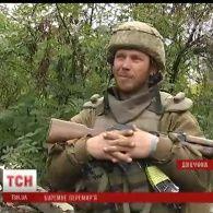 Військові повідомляють про появу на позиціях у ворога україномовних бойовиків