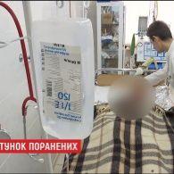 Лікарів Дніпра непокоїть стан двох бійців з мінно-вибуховими пораненнями