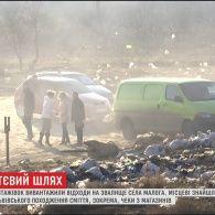 На Одещині готуються подати в суд на міськраду Львова за вивезення сміття