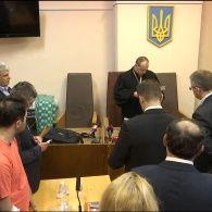 Солом'янський суд обрав запобіжний захід для Романа Насірова