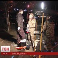 У народного депутата Володимира Парасюка кинули гранату