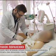 У Дніпрі успішно прооперували керівника рятувальників Авдіївки
