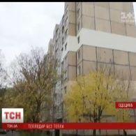 На Одещині у десятитисячному місті досі не включили опалення