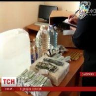 Правоохоронці виявили, де виготовляли фальсифікат із російського спирту