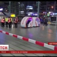 У міжнародному аеропорту Амстердама цієї ночі шукали бомбу