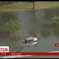 Найбільше місто штату Техас потерпає від високої води