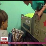 """Військове виховання: у Росії випустили дитячі ліжка у формі ЗРК """"Бук"""""""