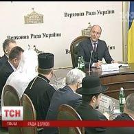 Андрій Парубій заявив про важливість церкви у процесі стабілізації ситуації в країні