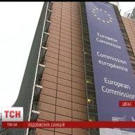 Рада ЄС подовжила санкції щодо Криму ще на рік