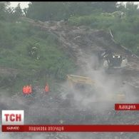 У Львові виявили тіло загиблого під завалом на смітнику