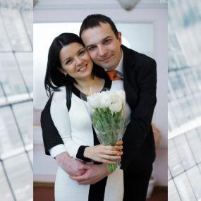Марічка Падалко святкує день народження в один день із річницею весілля