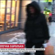 У Львові бурулька травмувала 71-річну жінку