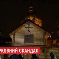 АТОвець, якого напередодні побили біля церкви МП, розповів про пережите