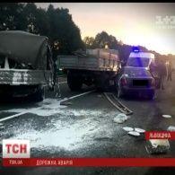 Поблизу Львова трапилася жахлива аварія, є загиблі