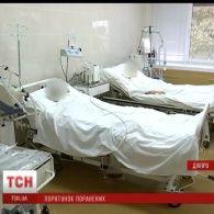 Лікарям Дніпра вдалося стабілізувати стан 19-річного пораненого біля Авдіївки бійця