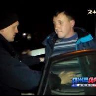 Перебування за кермом на підпитку, для миколаївського водія - це незаконна причина зупинки