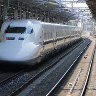 Дмитрий Комаров проехал на поезде будущего