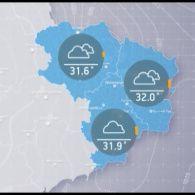 Прогноз погоди на п'ятницю, день 18 серпня