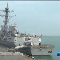 Кораблі НАТО в одеському порту