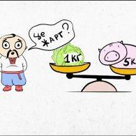 Валютний термометр: плюс 230% до ціни салатів та ризики для гривні