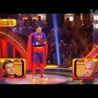 Супермен из Белоруссии на Рассмеши комика. Рассмеши комика 10 сезон. 4 выпуск