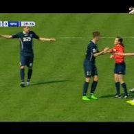 Найяскравіші моменти матчу Волинь - Чорноморець