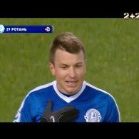 Дніпро - Динамо - 1:1. Відео голу Ротаня з пенальті