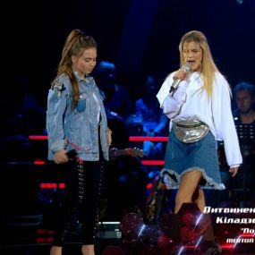 "Віолетта Литвиненко vs. Марина Кіладзе – ""No Roots"" – бої – Голос країни 8 сезон"