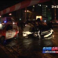 П'яний водій Мазди влаштував виставу, спричинивши аварію на проспекті Перемоги